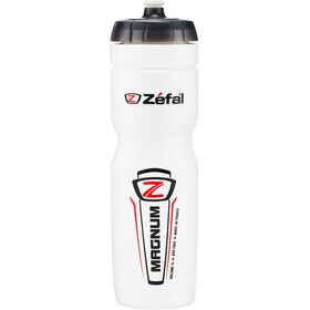 Zefal Magnum Borraccia 1000ml, white